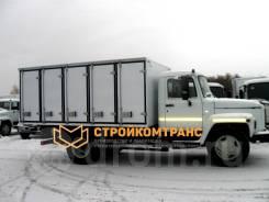 ГАЗ. Фургон для перевозки хлеба -33098, 4x2