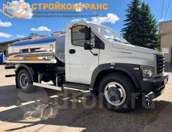 ГАЗ ГАЗон Next. Пищевая автоцистерна Водовоз/молоковоз Газон NEXT 4200Л, 4 430куб. см., 4x2