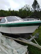 Лодка Yamaha 17 1991г.