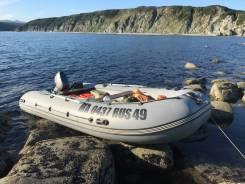Лодка моторная ПВХ НДНД