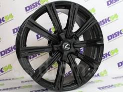 Replica LX97 Black 21x8.5 5*150 ET45 DIA110.1