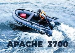 Мастер лодок Apache 3700 НДНД. 2019 год, длина 3,70м.