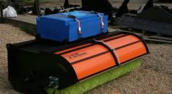 Дорожная щётка с бункером 1600 мм для мини-погрузчиков
