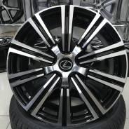 Новые диски R18 Lexus LX 570/Toyota LC200
