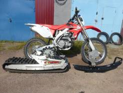 Honda CRF, 2009