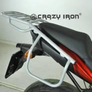 Crazy IRON Багажник Kawasaki Versys KLE650 ОТ 2006-2009