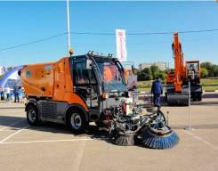 Эксмаш. CityMaster2000 - Самоходная вакуумная подметально-уборочная машина, 3 000куб. см.
