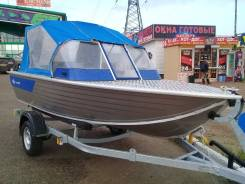 Моторная лодка Салют Classic 430 Scout в Улан-Удэ