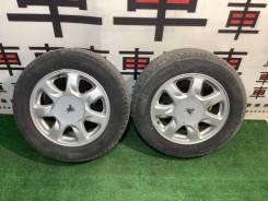 """Пара колес Toyota Soarer R16. 7.0x16"""" 5x114.30 ET50"""