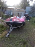 Под ремонт продам лодку ПВХ Корейского производства MACH 4.9