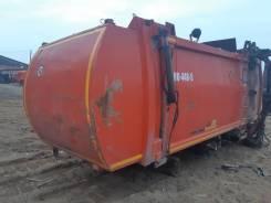 Коммаш КО-440-5. Установка мусоровоза, 3 000куб. см.
