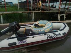 Продам лодку ПВХ SVAT380