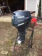 Yamaha 6-8 4-такта 2002год Отличное состояние! S-нога!