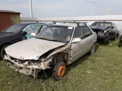 Toyota Corolla. AE110, 4AFE
