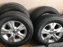 """Комплект новых оригинальных колес Lexus LX. x18"""" 5x150.00"""