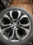 "Разноширокие колёса на BMW x6/x5 pirelli. x5"" 5x100.00"