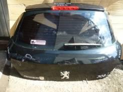 Дверь багажника Peugeot 308 хэтчбек