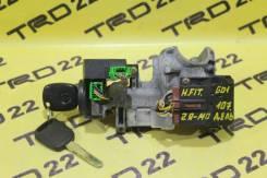Замок зажигания Honda Fit GD1 2-я модель с иммобилайзером. Контрактный