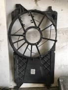 Продам вентилятор и диффузор радиатора охлаждения