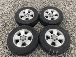 "Toyota Surf+265/65/17 (370). 7.5x17"" 6x139.70 ET30"