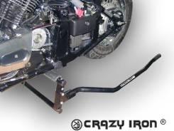 Crazy iron подставка Подкат ДЛЯ Чоппера И Suzuki Hayabusa Profi