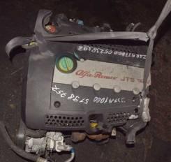 Двигатель ALFA Romeo 937 A1.000 937A1000 JTS 2 литра на Alfa Romeo 147