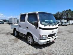 Toyota Dyna. Double Cab двухкабинник, 1 990куб. см., 1 000кг., 4x2. Под заказ