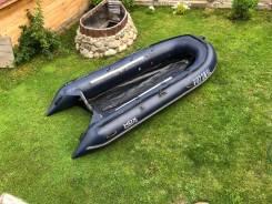 Продам надувную ПВХ лодку HDX 430AL Oxygen