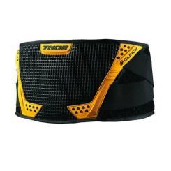 THOR кроссовый Защитный ПОЯС Clinch Black/Yellow