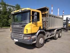 Scania P380. Самосвал , 11 705куб. см., 30 000кг., 6x4
