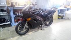 Мотоцикл Kawasaki ZZR250, 1993г полностью в разбор