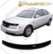 Дефлектор капота Volkswagen Passat B5 1996-2000 (Мухобойка)