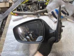 Зеркало заднего вида боковое. Hyundai Solaris, RB G4FA, G4FC