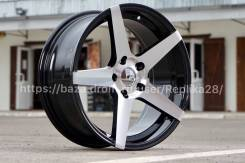 Литые диски Varrstoen R17 5x114.3 *Black mf