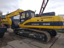 Zoomlion ZE360E, 2020