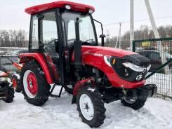 Чувашпиллер-354. Мини-трактор с кабиной 4 цилиндра, 35 л.с., В рассрочку. Под заказ