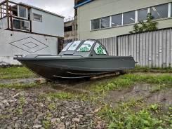 Продам алюминиевую лодку Барракуда 3-го поколения