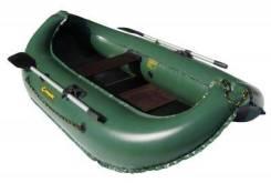 Лодка Leader Компакт-240 гребная ПВХ (С-Пб)
