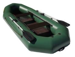 Лодка Leader Компакт-255 гребная ПВХ (С-Пб)
