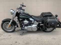 Harley-Davidson Fat Boy FLSTF, 2009