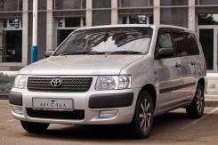 Toyota Succeed. Без водителя