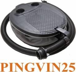 Насос ножной для лодок ПВХ Адмирал 5 л в магазине Pingvin25