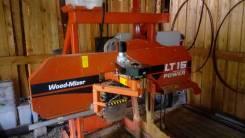 Wood Mizer. Продам пилораму Woob-Mizer. LT 15. Power., 700кг.