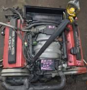 Двигатель в сборе. Audi 100 ABH