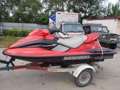 BRP Sea-Doo GTX. 1999 год
