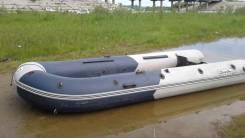"""Продам лодку. пвх. """"солар400. длина4метра."""
