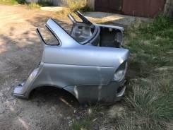 Задняя часть автомобиля ЛАДА Приора