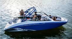 Новый катeр Yamaha AR240 с водометами,360 л/с
