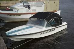 Продам моторную лодку Нептун 2
