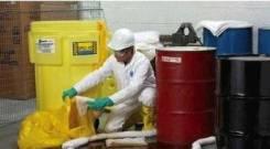 Сорбирующие салфетки для сбора нефтепродуктов